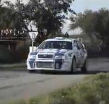 Rallye Příbram 2002