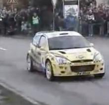 Rallye Třebíč 2002